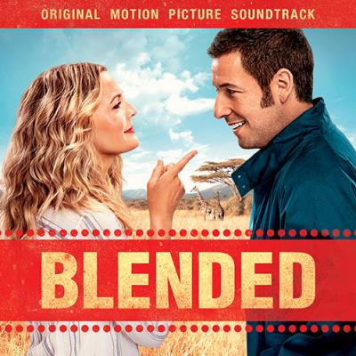 Blended Soundtrack CD. Blended Soundtrack