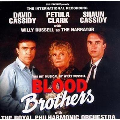 Blood Brothers Soundtrack CD. Blood Brothers Soundtrack
