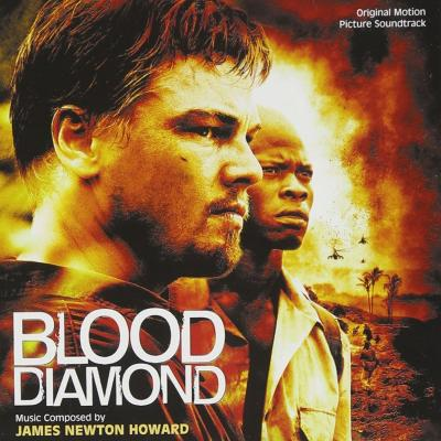 Blood Diamond Soundtrack CD. Blood Diamond Soundtrack