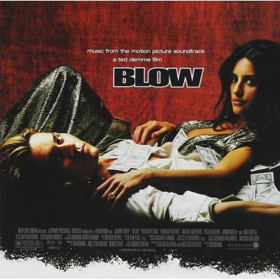 Blow Soundtrack CD. Blow Soundtrack