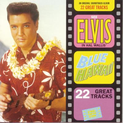 Blue Hawaii Soundtrack CD. Blue Hawaii Soundtrack