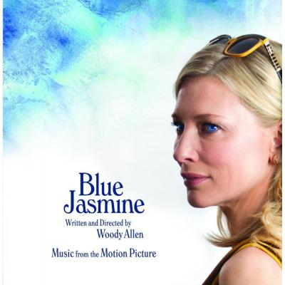 Blue Jasmine Soundtrack CD. Blue Jasmine Soundtrack