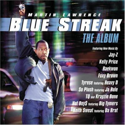 Blue Streak Soundtrack CD. Blue Streak Soundtrack