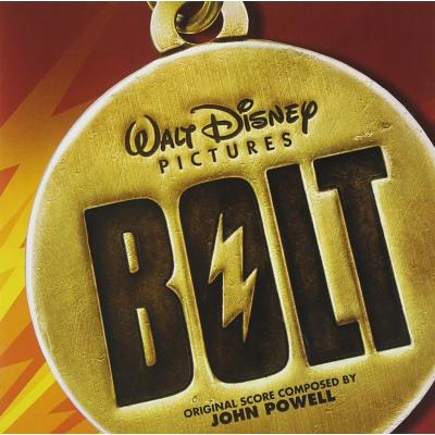 Bolt Soundtrack CD. Bolt Soundtrack