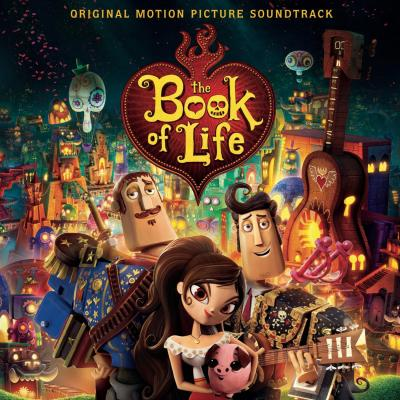 Book of Life, The Soundtrack CD. Book of Life, The Soundtrack