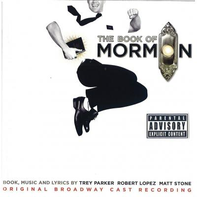 Book of Mormon, The Soundtrack CD. Book of Mormon, The Soundtrack
