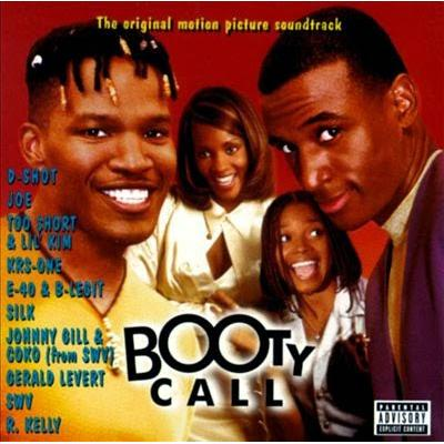 Booty Call Soundtrack CD. Booty Call Soundtrack