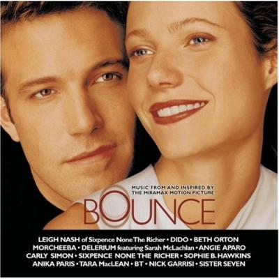Bounce Soundtrack CD. Bounce Soundtrack