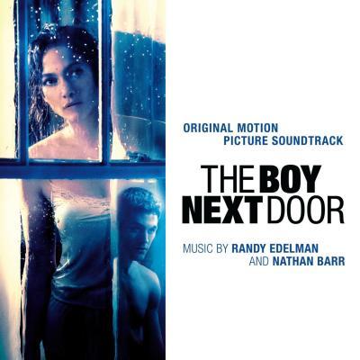 Boy Next Door, The Soundtrack CD. Boy Next Door, The Soundtrack