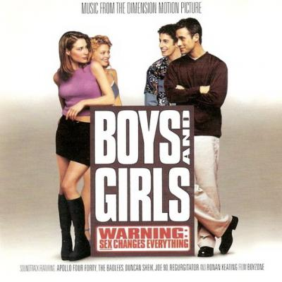 Boys and Girls Soundtrack CD. Boys and Girls Soundtrack