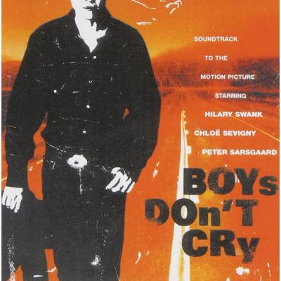 Boys Don't Cry Soundtrack CD. Boys Don't Cry Soundtrack