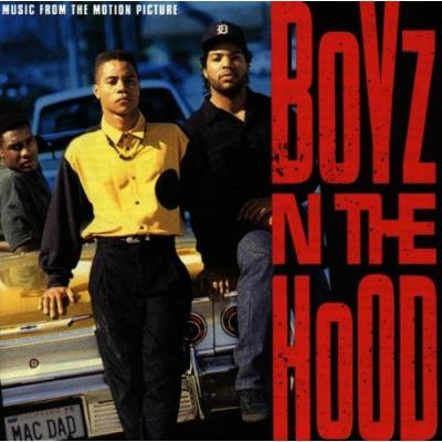 Boyz N the Hood Soundtrack CD. Boyz N the Hood Soundtrack