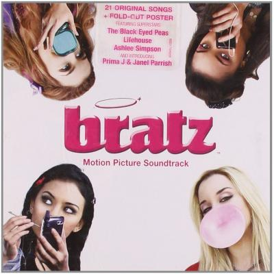 Bratz Soundtrack CD. Bratz Soundtrack
