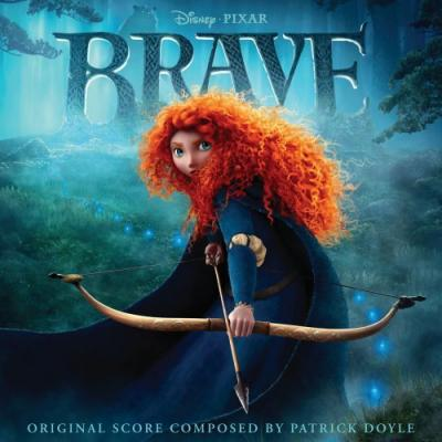Brave Soundtrack CD. Brave Soundtrack