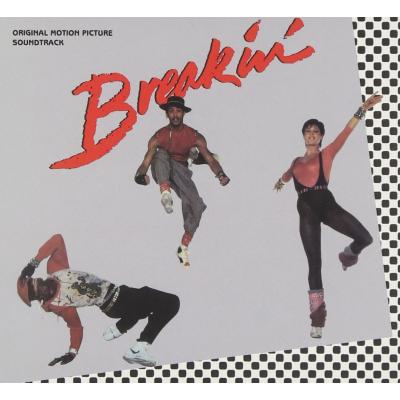 Breakin' Soundtrack CD. Breakin' Soundtrack