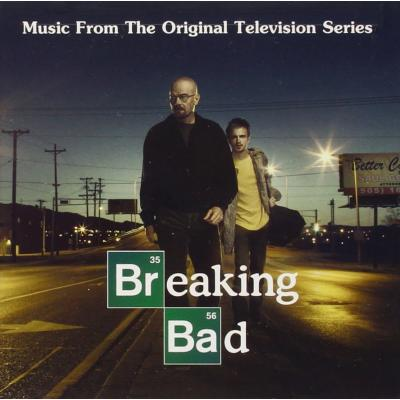 Breaking Bad Soundtrack CD. Breaking Bad Soundtrack