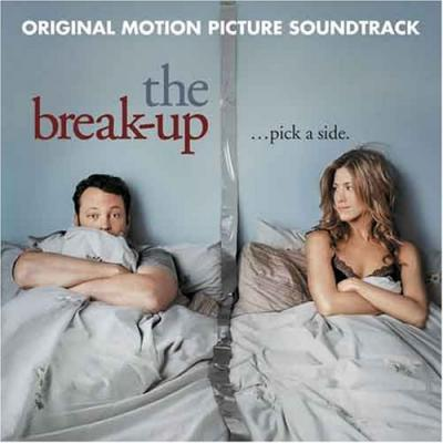 Break-Up, The Soundtrack CD. Break-Up, The Soundtrack