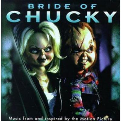 Bride Of Chucky Soundtrack CD. Bride Of Chucky Soundtrack