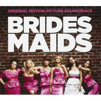 Brides Maids Soundtrack CD. Brides Maids Soundtrack
