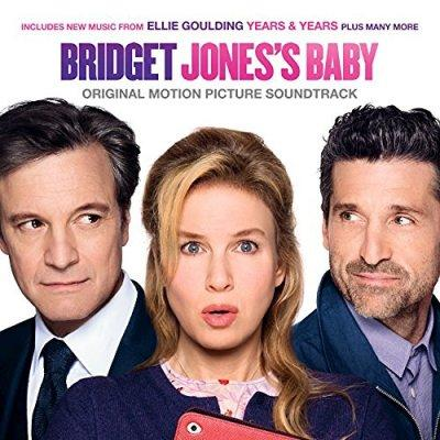 Bridget Jones's Baby  Soundtrack CD. Bridget Jones's Baby  Soundtrack