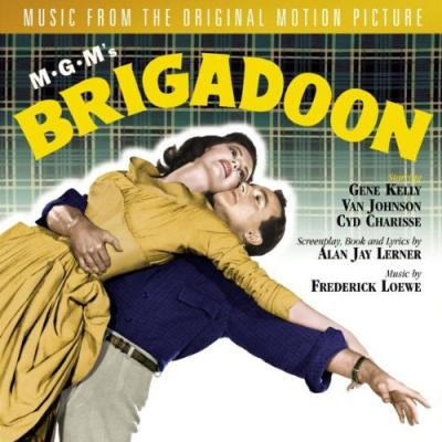 Brigadoon Soundtrack CD. Brigadoon Soundtrack