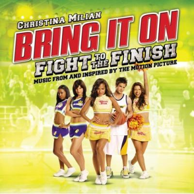 Bring It on: Fight to the Finish Soundtrack CD. Bring It on: Fight to the Finish Soundtrack