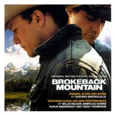 Brokeback Mountain Soundtrack CD. Brokeback Mountain Soundtrack