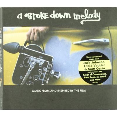 Brokedown Melody Soundtrack CD. Brokedown Melody Soundtrack