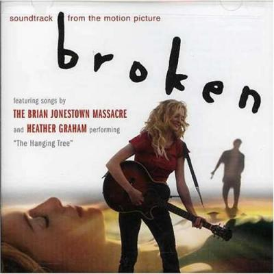Broken Soundtrack CD. Broken Soundtrack