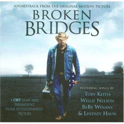 Broken Bridges Soundtrack CD. Broken Bridges Soundtrack