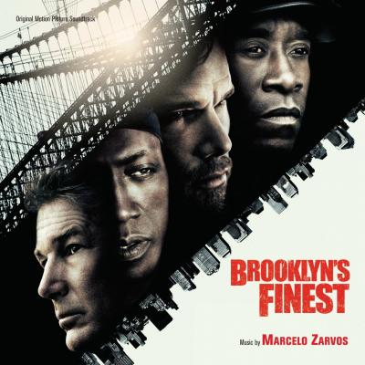 Brooklyn's Finest Soundtrack CD. Brooklyn's Finest Soundtrack