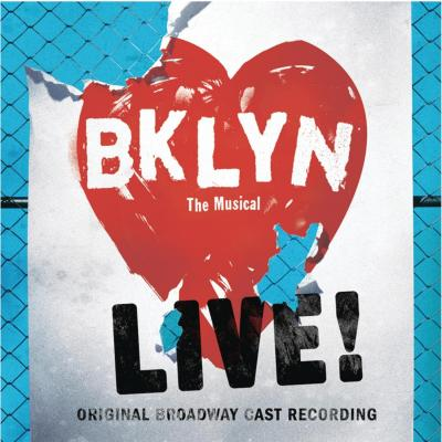Brooklyn The Musical Soundtrack CD. Brooklyn The Musical Soundtrack