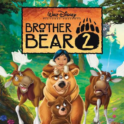 Brother Bear 2 Soundtrack CD. Brother Bear 2 Soundtrack