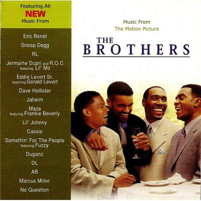 Brothers Soundtrack CD. Brothers Soundtrack