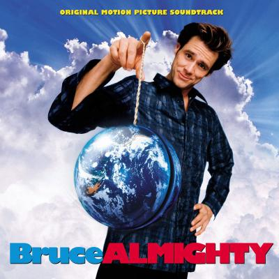 Bruce Almighty Soundtrack CD. Bruce Almighty Soundtrack