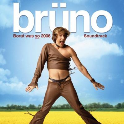Bruno Soundtrack CD. Bruno Soundtrack