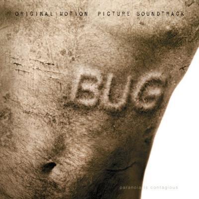 Bug Soundtrack CD. Bug Soundtrack