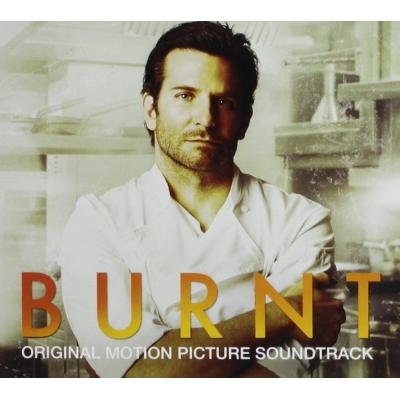 Burnt Soundtrack CD. Burnt Soundtrack