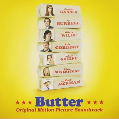 Butter Soundtrack CD. Butter Soundtrack