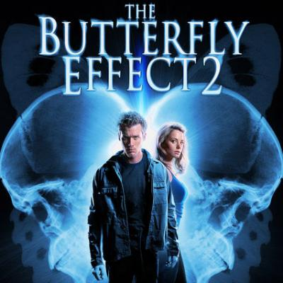 Butterfly Effect 2 Soundtrack CD. Butterfly Effect 2 Soundtrack