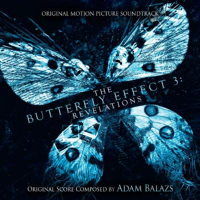 Butterfly Effect 3: Revelations Soundtrack CD. Butterfly Effect 3: Revelations Soundtrack