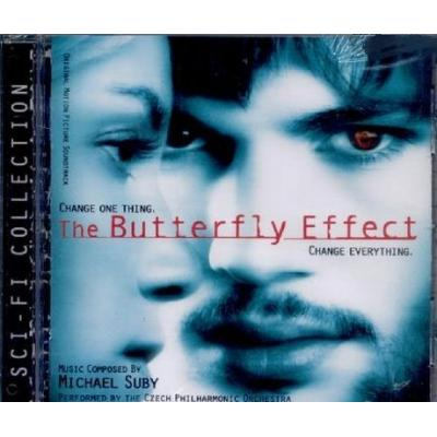 Butterfly Effect Soundtrack CD. Butterfly Effect Soundtrack