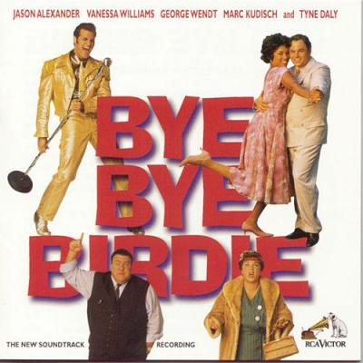 Bye Bye Birdie Soundtrack CD. Bye Bye Birdie Soundtrack