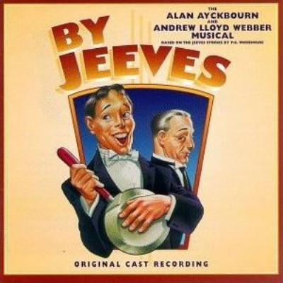 By Jeeves Soundtrack CD. By Jeeves Soundtrack