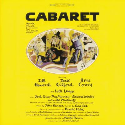 Cabaret Soundtrack CD. Cabaret Soundtrack