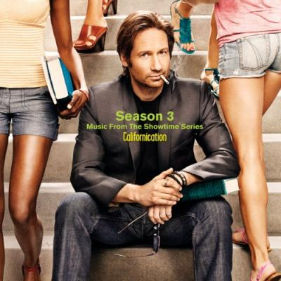 Californication 3 Soundtrack CD. Californication 3 Soundtrack