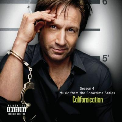 Californication 4 Soundtrack CD. Californication 4 Soundtrack