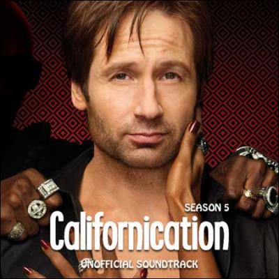 Californication 5 Soundtrack CD. Californication 5 Soundtrack