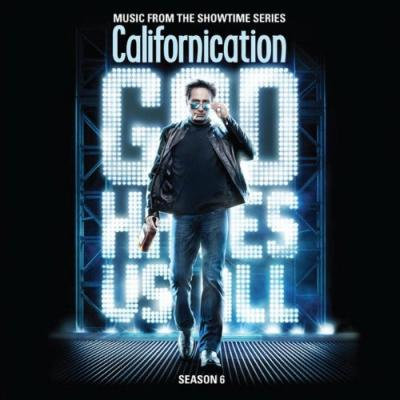 Californication 6 Soundtrack CD. Californication 6 Soundtrack