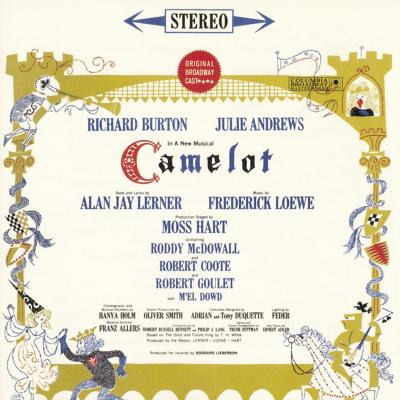 Camelot Soundtrack CD. Camelot Soundtrack